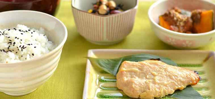 和食 西京焼き